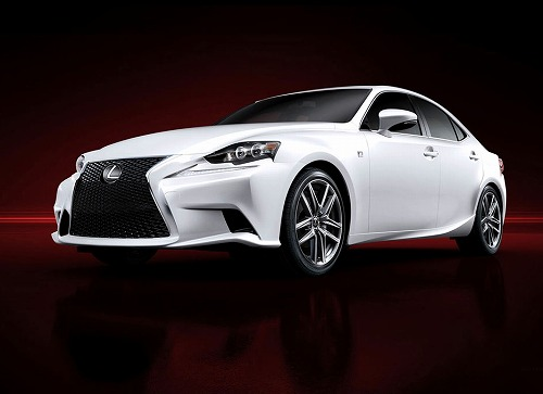 2014 Lexus レクサス IS-F Sport-01.jpg