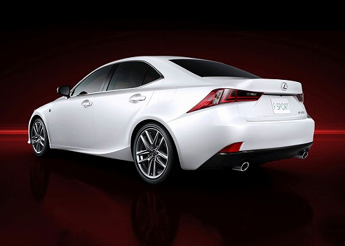 2014 Lexus レクサス IS-F Sport-02.jpg