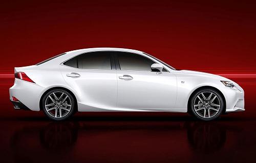 2014 Lexus レクサス IS-F Sport-03.jpg