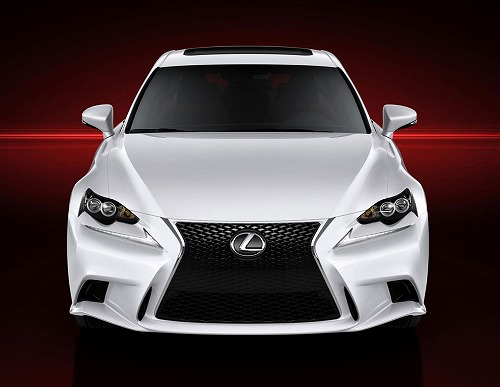 2014 Lexus レクサス IS-F Sport-04.jpg