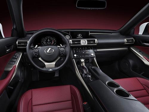 2014 Lexus レクサス IS-F Sport-06.jpg